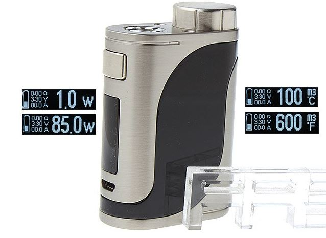 Eleaf iStick Pico 25 85W VW TC APV Box Mod – £18.43