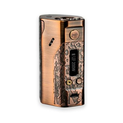 Wismec Reuleaux DNA 200 Bronze + 3x Batteries + 50ml juice – £84.50