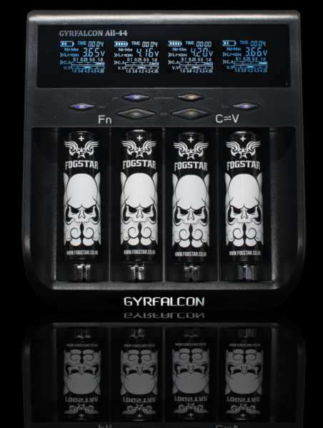 Gyrfalcon All-44 (4 Bay Charger) – £26.99 at Fogstar