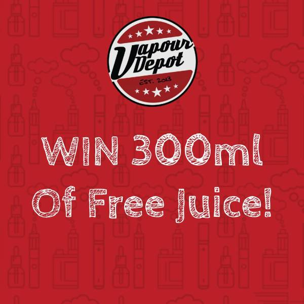 Win 300ml E-Juice from Vapour Depot