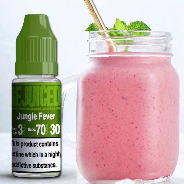 Rejuiced Jungle Fever E-Juice Sale – 50% off – 10ml for £1.25