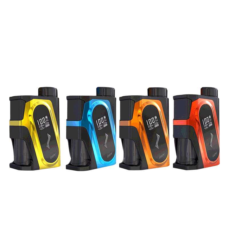 IJOY Capo Squonker 100W TC Kit + 20700 Battery – £49.99 delivered from EcigOne