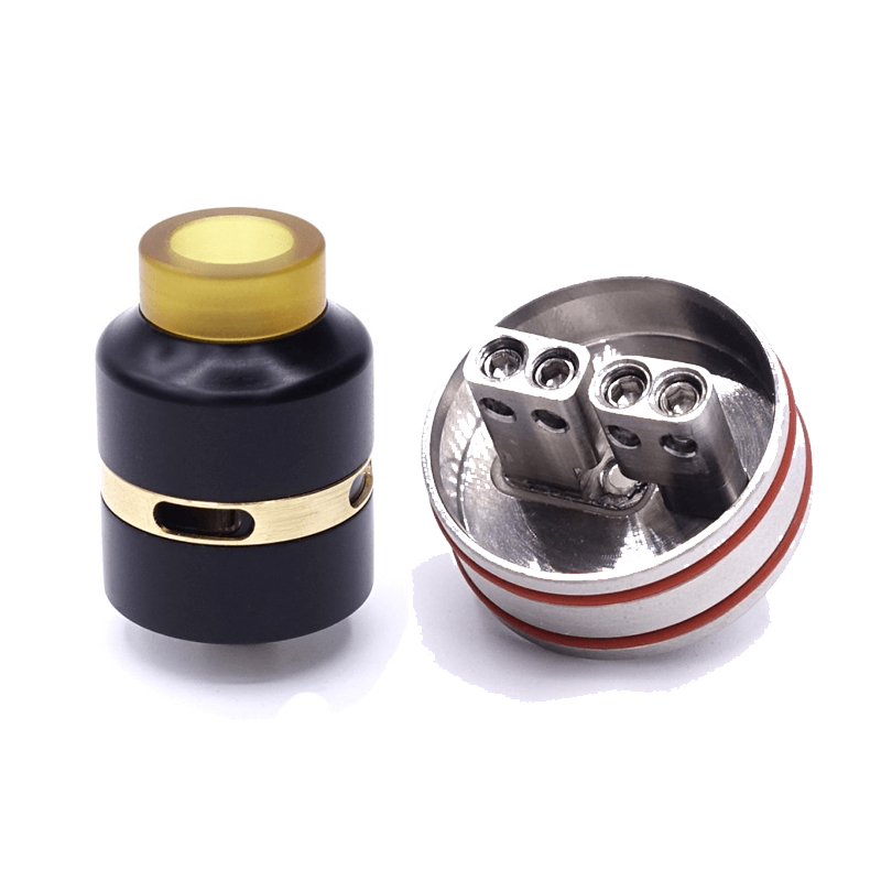 H24 RDA by NoName & Avatar (Squonk or Standard pin!)