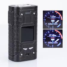 Authentic Smoant Cylon 218W TC Box Mod – Black – £31.90