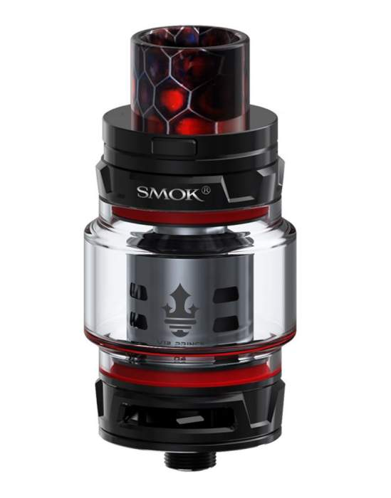 SMOK TFV12 Prince 8ML Tank – Black – £14.67 (£3.85 EU Delivery)