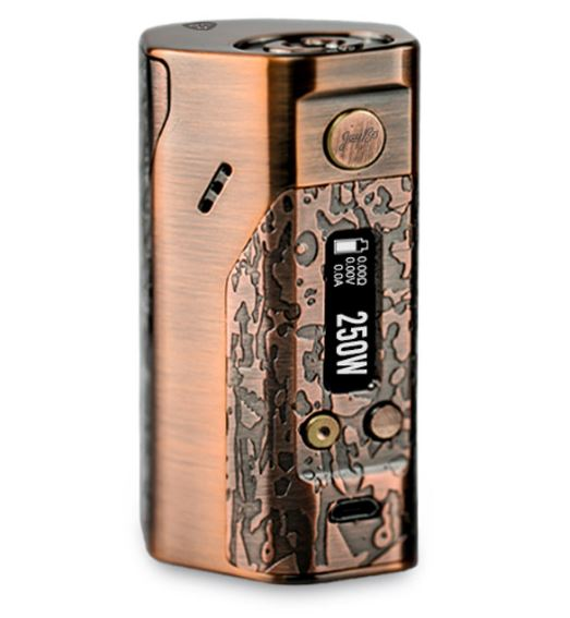 Wismec Reuleaux Box Mod with DNA250 GENE Chip – £48.99