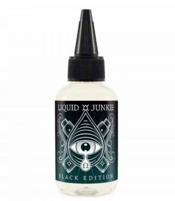 50ml Liquid Junki Black Edition Shortfill E-Liquid (7 flavours) – £3.99 at Ecig One