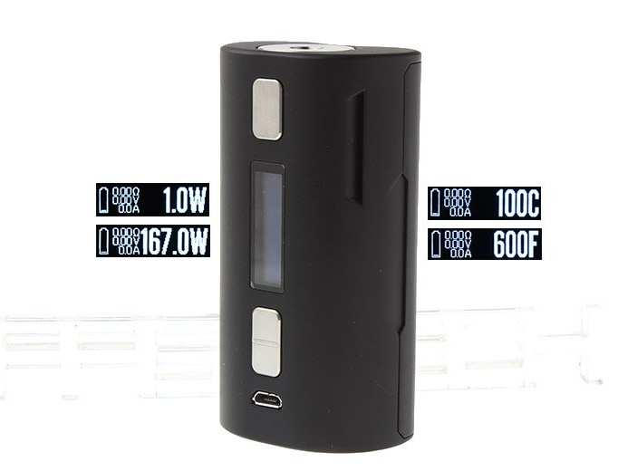 SBody VapeDroid C2D1 167W DNA250 Mod – Free delivery – £35.89