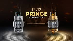 SMOK TFV12 Prince Tank (Standard 8ml Edition) – £17.69 at VapeSourcing