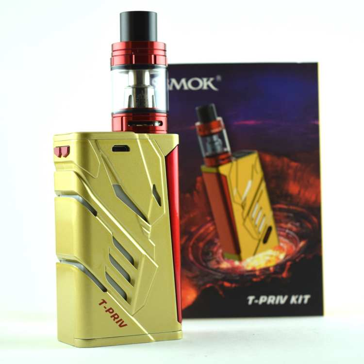 Smok T-Priv Subohm Kit with TFV8 Big Baby – £33 at Evolution Vaping