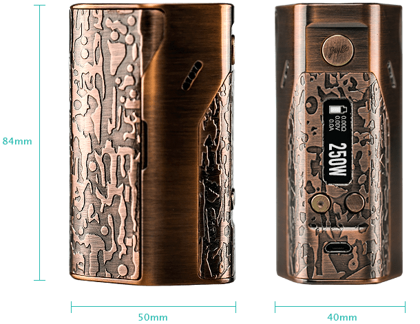 Reuleaux DNA250 - Wismec Electronics Co.,Ltd