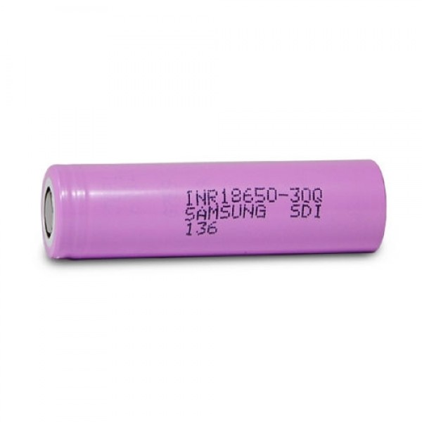 Samsung 30Q 18650 Battery – £4.50 at Evolution Vaping