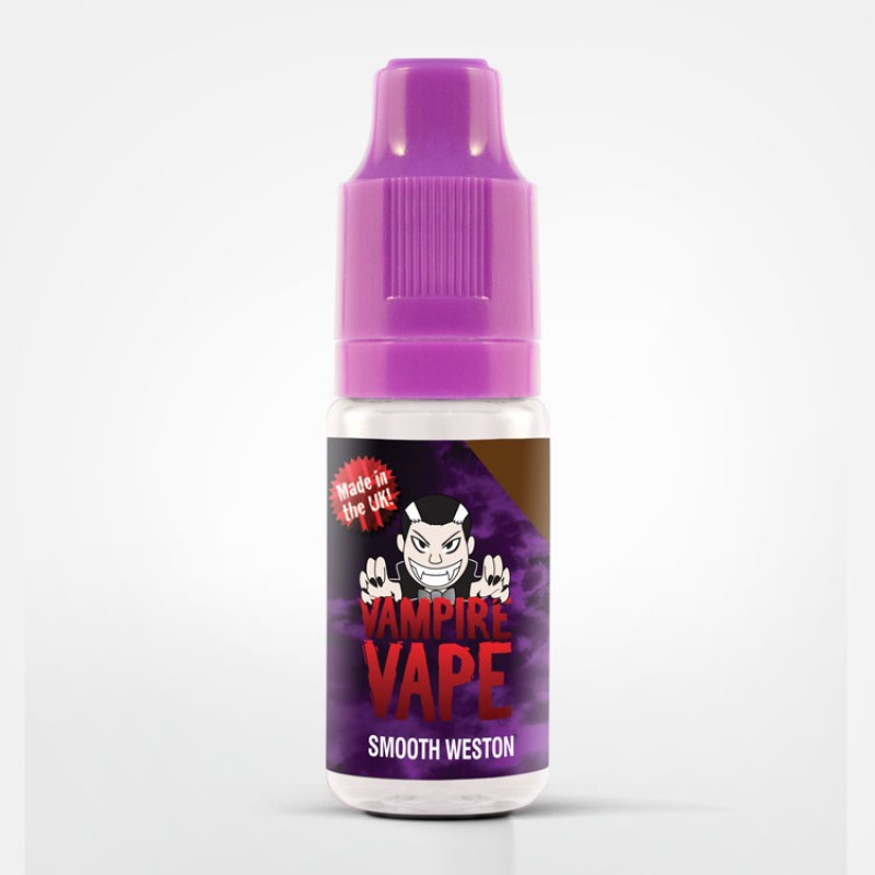Vampire Vape – Smooth Weston (10ml) – £0.99 at Space Invapers
