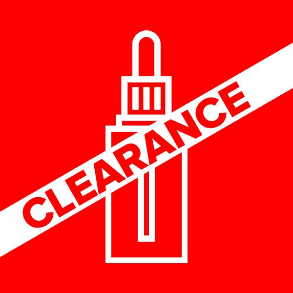 Cheap Clearance E-Liquids – 30ml from just 99p – Grab a Bargain
