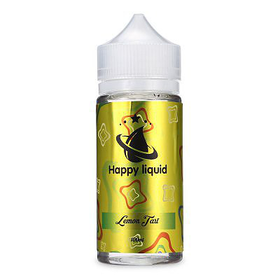 Lemon Tart by Happy Liquid 120ml Shortfill – £8.55 at Vape Potions