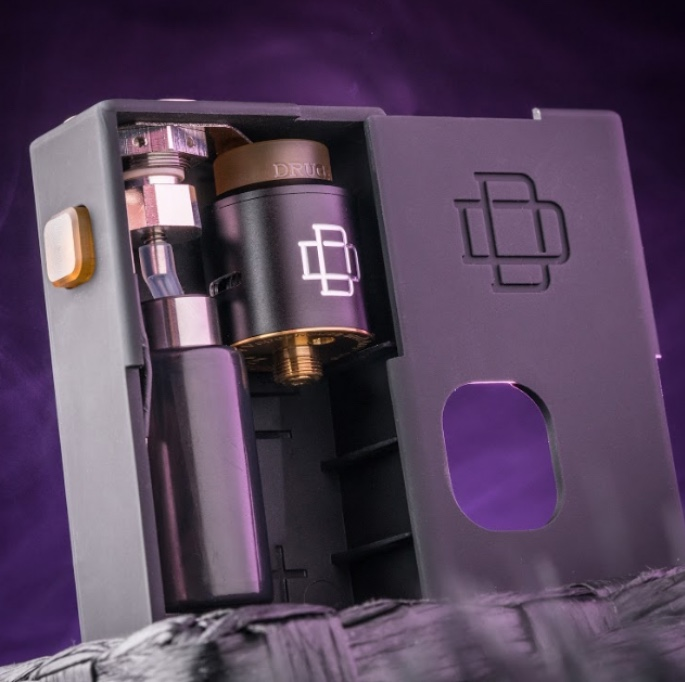 Augvape Druga Squonk Mod Kit – £29.99 at Vapour Depot