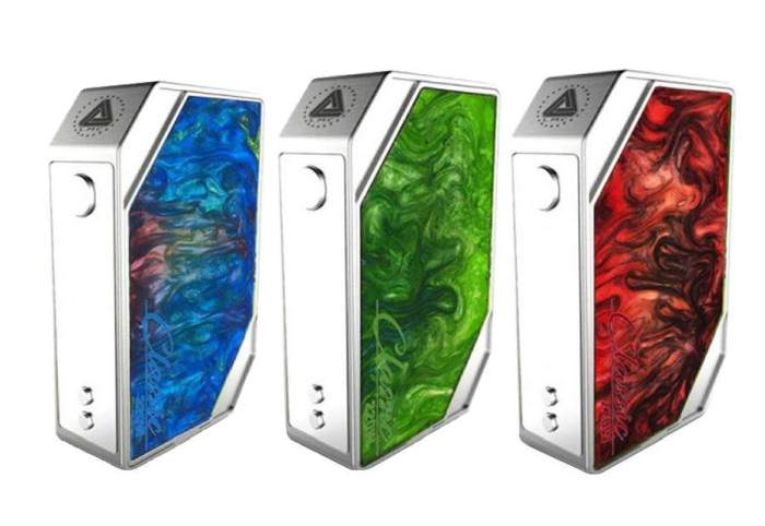 Limitless LMC 220W Classic Box Mod – £41.30 delivered