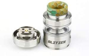 Geekvape Blitzen RTA 5ml and 2ml drip tip