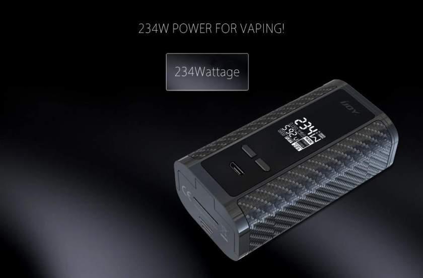 iJoy Captain PD270 Mod Powerful 234 watts