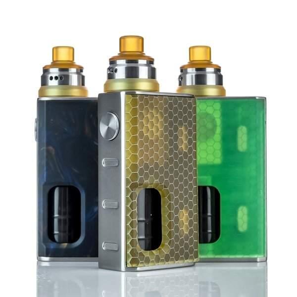 Wismec Luxotic BF 100W Squonk Mod & Tobhino RDA – £43.99