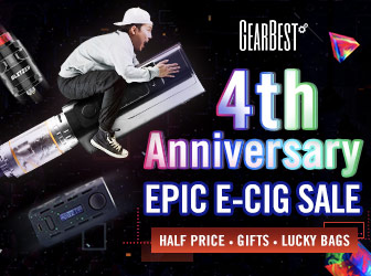 Gearbest 4th anniversary sale