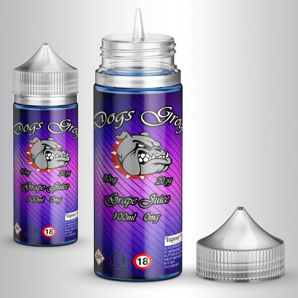 Dogs Grog 100ml – £15.00