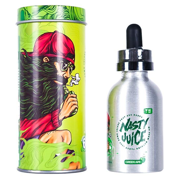 Green Ape Nasty Juice 60ml