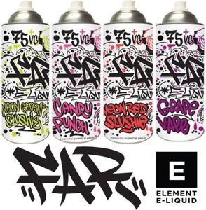 Far by Element E Liquid 100ml  –  £14.99