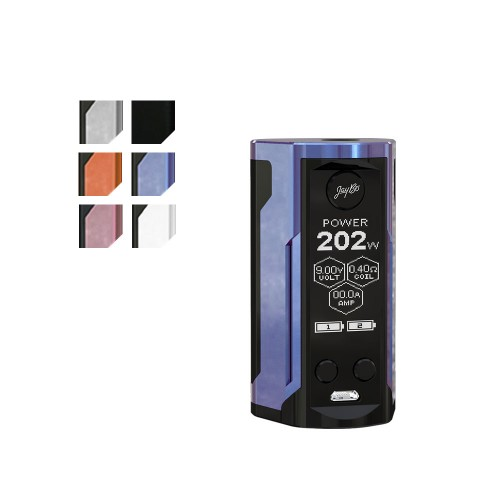 Wismec GEN3 Dual (Batteries Included) – £51.99 At TECC!