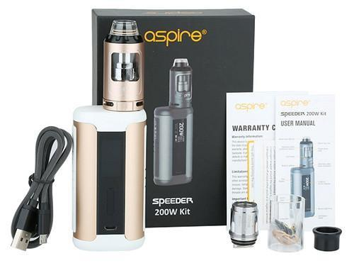 Aspire Speeder Kit 200W – £54.99
