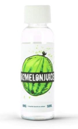 02 Melon Juice By Mojito 50ml Shortfill – £5.00