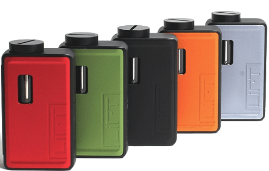 Innokin LiftBox Bastion Siphon Squonk Mechanical Box Mod – £39.50