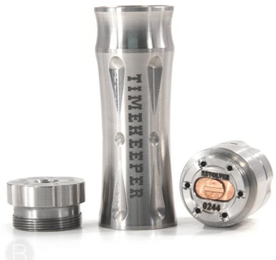 Timekeeper Revolver SS L.E – £280.00