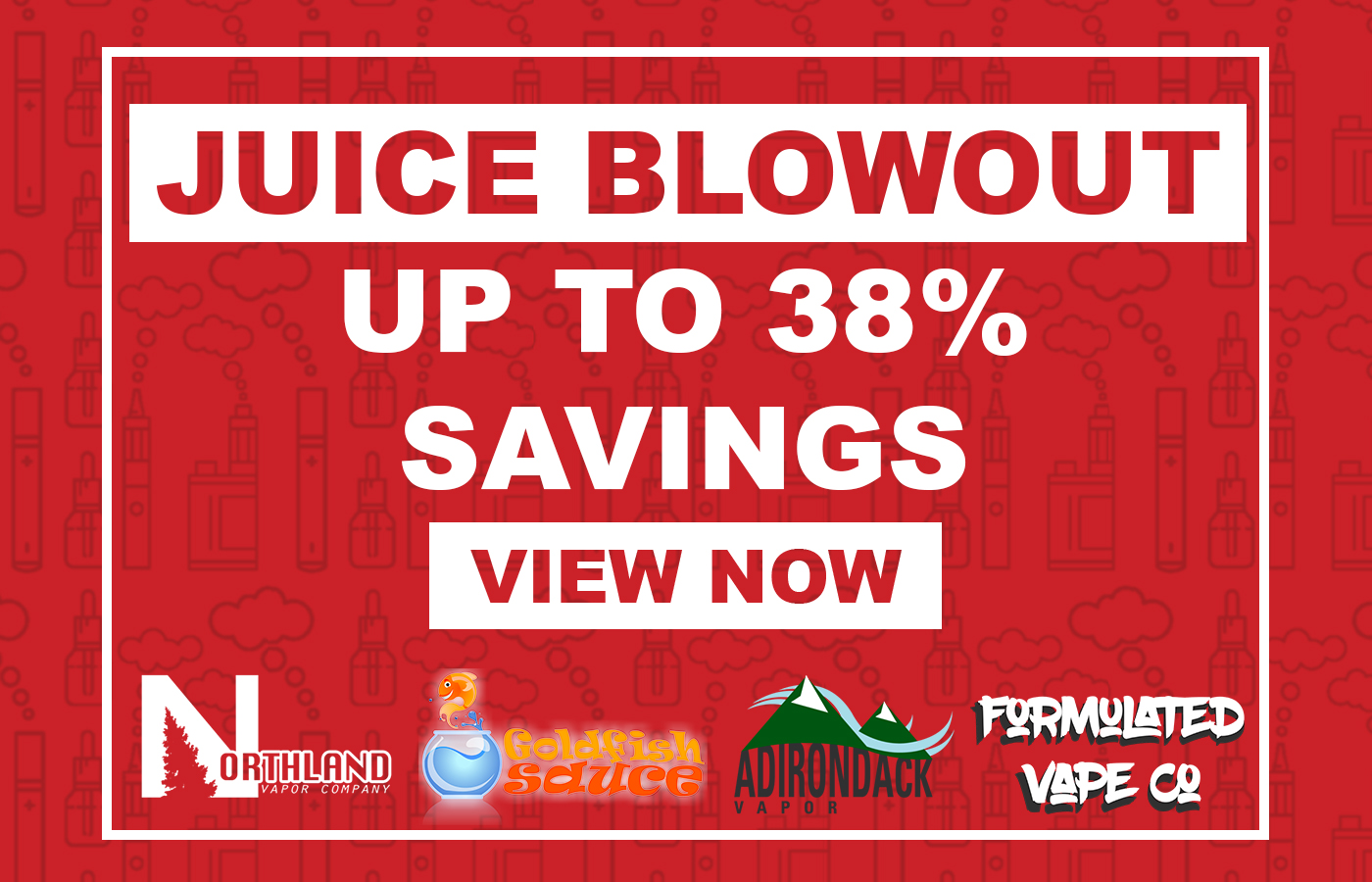Juice Blowout – Up To 38% Off [Extended]