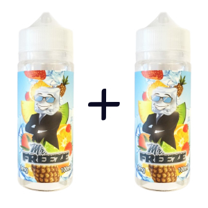 Mr Freeze 220ml  (including Nic Shots)- £9.90 at Vaping Nation