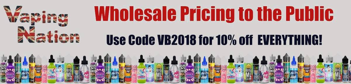 Vaping Nation deal