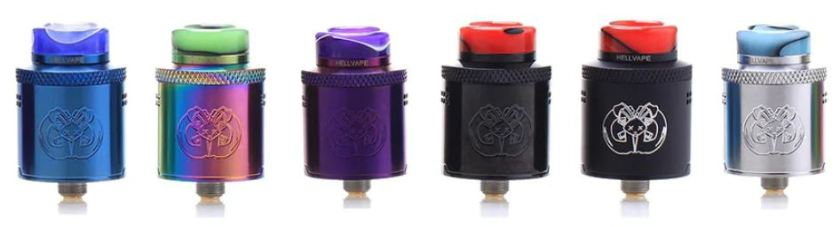 Best UK price - Hellvape DROP DEAD RDA