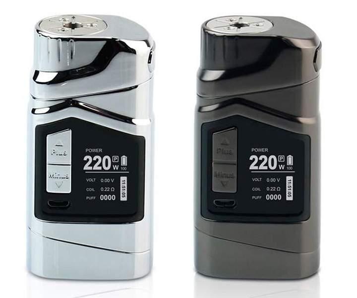 GTRS GT220 Box Mod – £28.45
