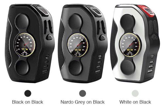 REV Nitro 200W TC Box MOD Colours