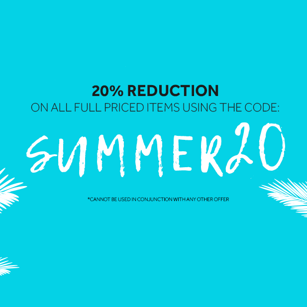 20% Off Totally Wicked Products with the code SUMMER20
