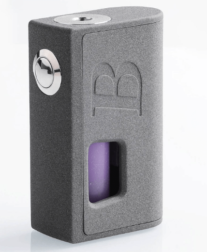 Bravo Box BF Squonk Mechanical Box Mod Grey – £7.78
