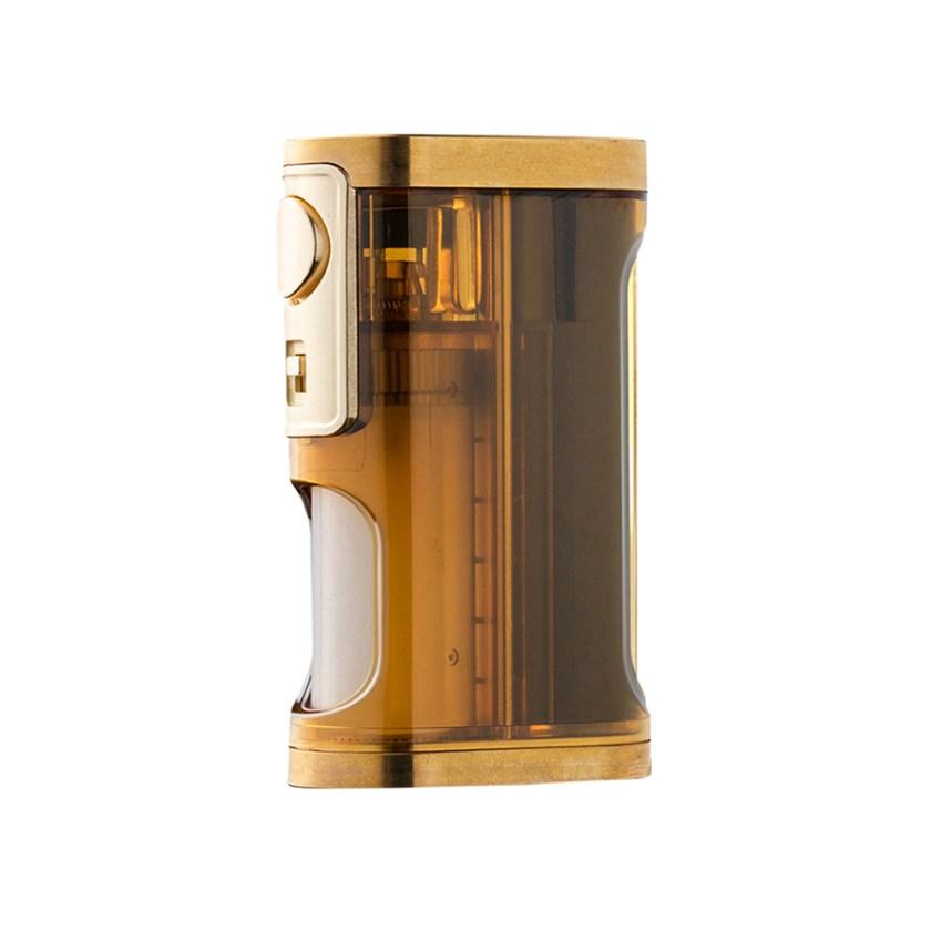 Lost Vape Furyan Mech 21700 Squonker MOD(Amber&Brass)