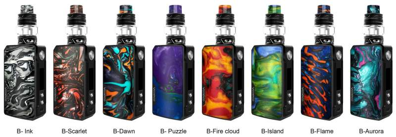 VOOPOO DRAG 2 With New Fit GENE Chip