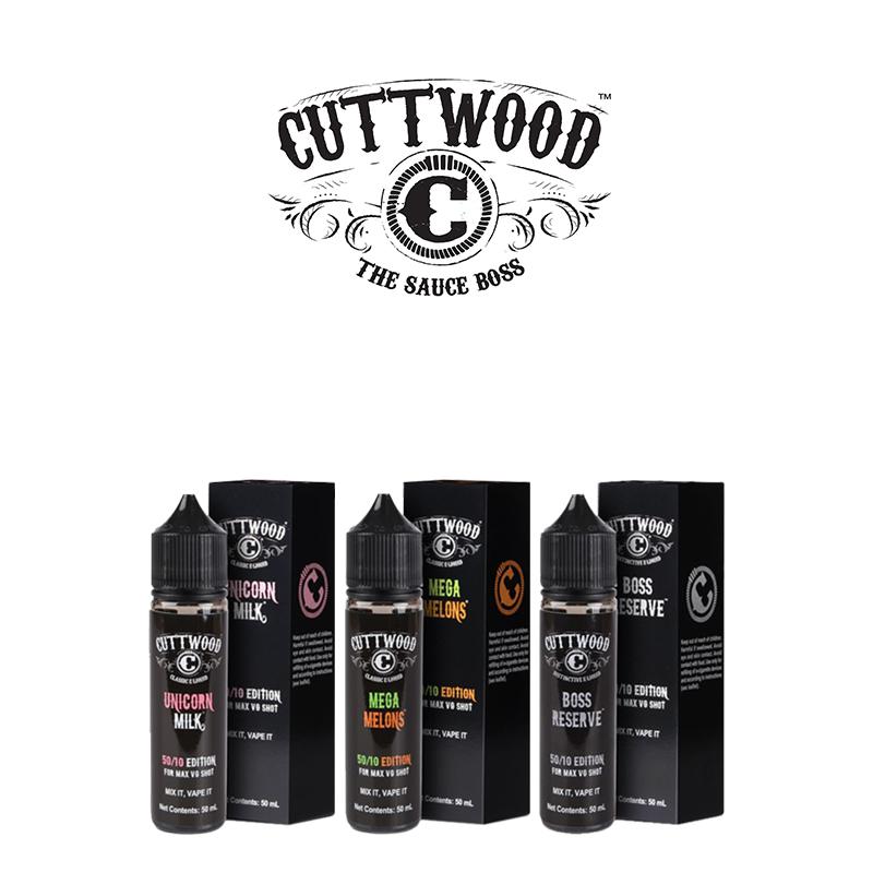 Cuttwood 50ml Shortfills – £9.99