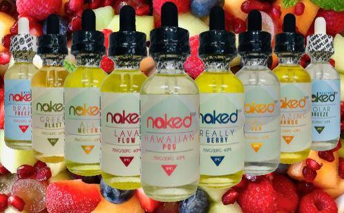Naked 100 50ml Shortfill – £6.99
