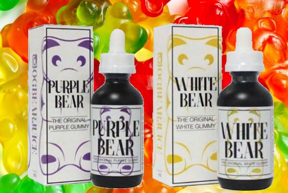 OG Bear E-Liquid 100ml – £5.00