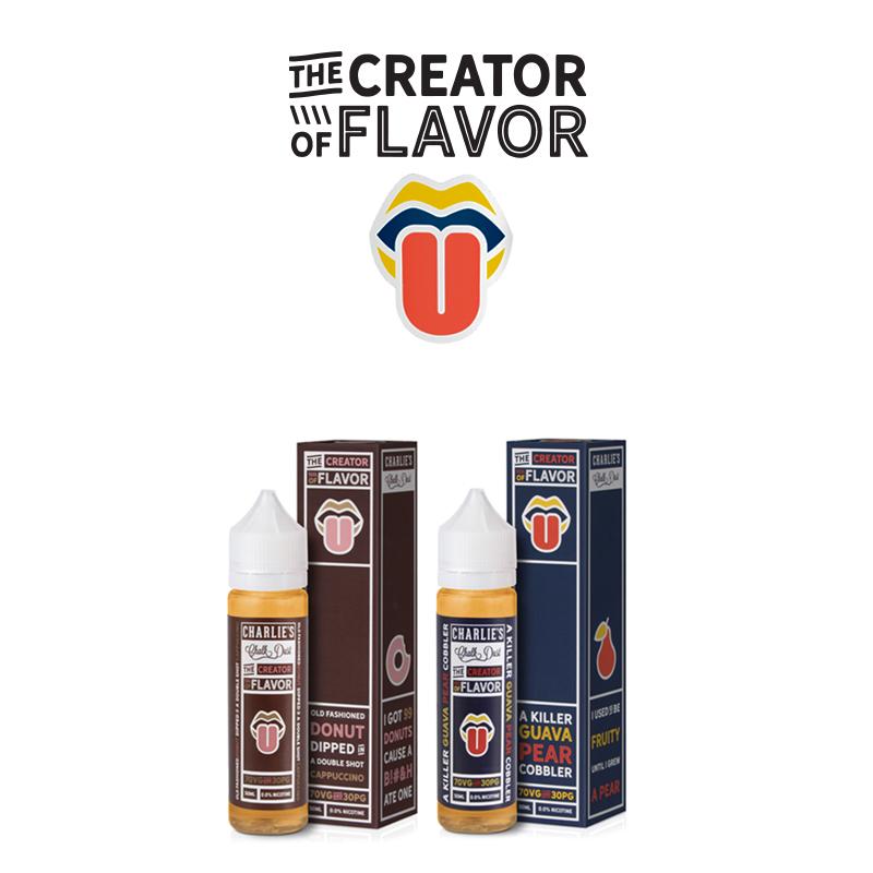 The Creator Of Flavor 50ml Shortfill – £8.99