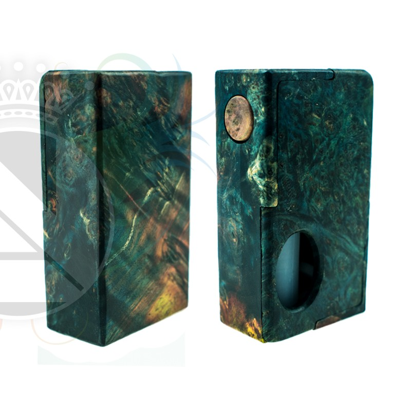 Stab Wood Squonk Mod By Yi Loong – £49.99
