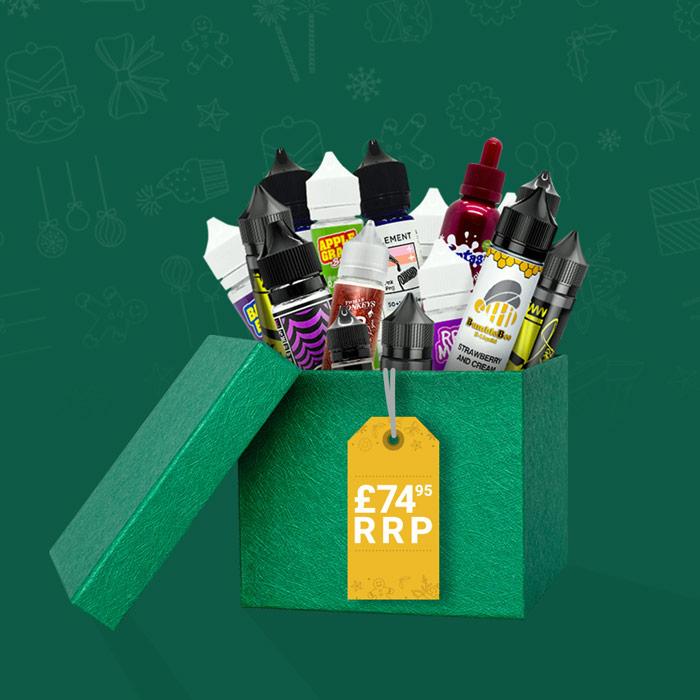 New Year Shortfill Vape Box – £24.99