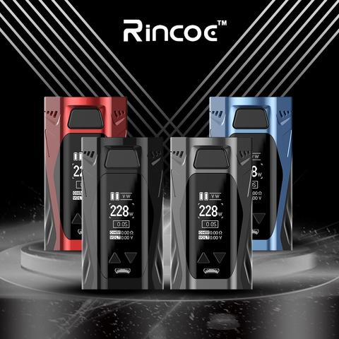 Rincoe Manto X 228W Box Mod – £32.40